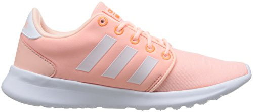 haze Qt De Chaussures S18 Rose Coral S17 hi Orange Adidas Cf ftwr Racer res Running Femme White TqSI85n