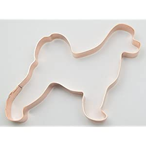 Portuguese Water Dog Cookie Cutter 1