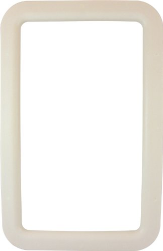 - Valterra A77007 Ivory Carded Exterior Entrance Door Window Frame