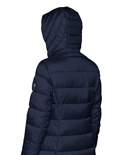 Mantel Edition Nicht Gerry Mujer Para Wolle Abrigo navy Azul Weber 80296 UEwWW5qF