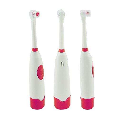 Denshine New Electric automatique Brosse à dents Soins dentaires Avec 3 Remplacement kit tête de brosse