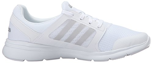 Light Cloudfoam adidas Xpression Onix Sneaker White Neo Casual Silver Matte 87Cpw5q