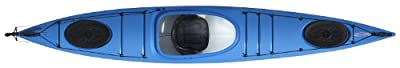 420 PE R Tahe Marine Lifestyle Sit-In Flatwater Day Touring Kayak, 16.17-Feet from Kayak Distribution