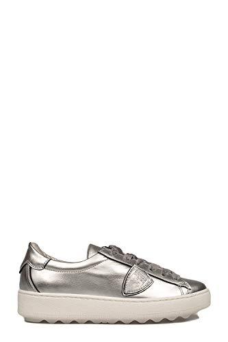Plata Vbldm003 Zapatillas Mujer Cuero Model Philippe qtPzwvt