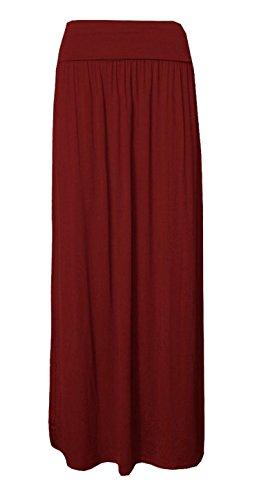 FK Styles - Falda - para mujer Rojo