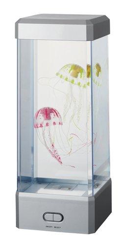 ファンタジーランプ クラゲ クラゲ (アクアリウム) シルバー Lサイズ Lサイズ シルバー (ウォーターインテリア) B00EW6EFCM, 二宮仏壇:8092b3c6 --- ijpba.info