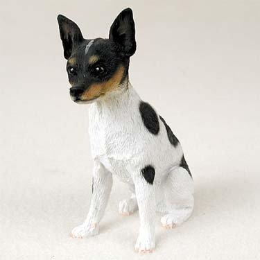 Conversation Concepts Rat Terrier Standard Figurine - Figurine Rat Terrier