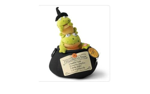 [Hallmark Halloween Plush Toy Collectible