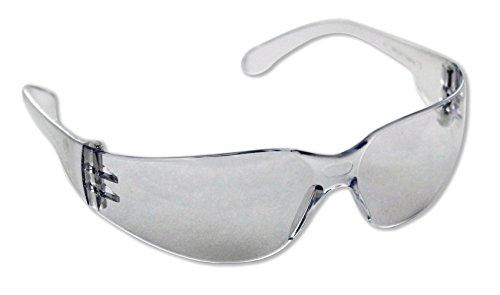Sellstrom 70701 X300 Protective Eyewear, Clear Lens, Clear F