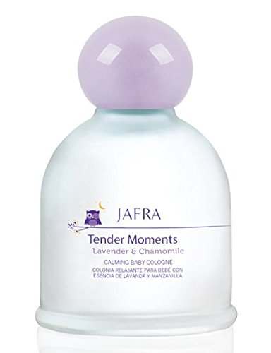 Jafra Tender Moments Lavendar & Camomile Baby Cologne