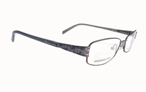 Elizabeth Arden Women's Eyeglass Frames (Grey-Black)