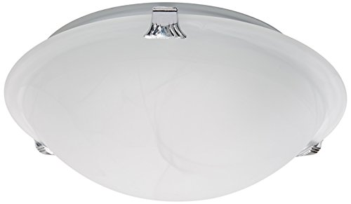 PLC Lighting 6512 PC 1 Light Ceiling Light Valencia Collection
