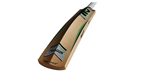 GUNN & MOORE Paragon F4.5 DXM 808 Cricket Bat, Natural, Short Handle - Medium Weight by Gunn & Moore by Gunn & Moore