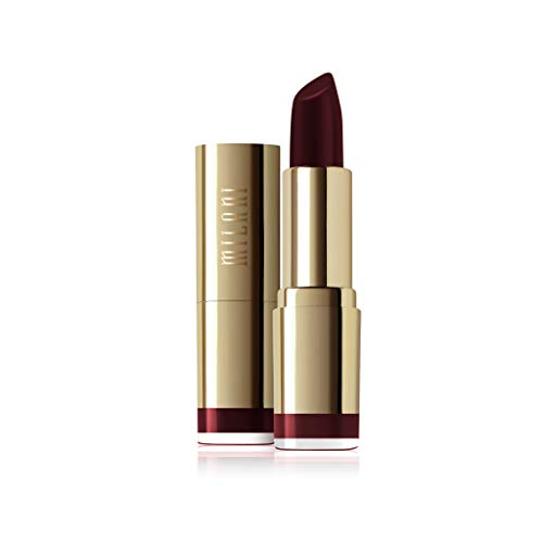 Milani Color Statement Matte Lipstick - Matte Fearless (0.14 Ounce) Cruelty-Free Nourishing Lipstick with a Full Matte Finish