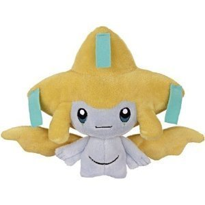 Pokemon Jakks Pacific Series 13 Mini Plush Diamond and Pearl - Jirachi