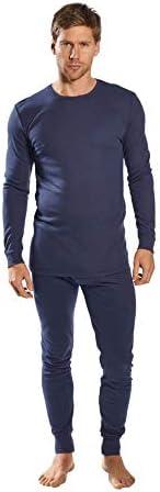 Camiseta t/érmica L//SLV color Armada talla 3 XL Portwest B123