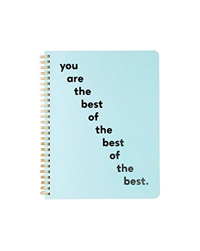 ban.do design rough draft mini notebook, you are the best - Ban You