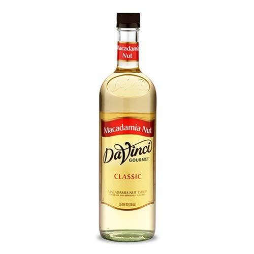 (Da Vinci Gourmet Macadamia Nut Syrup, 25.4 Ounce)
