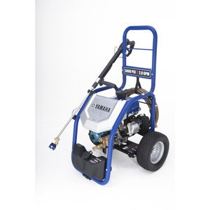 Review: The Yamaha 3000 PSI Pressure Washer - Pressure Cleaned