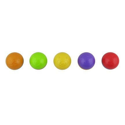 Fisher Price Newborn to Toddler Play Gym Replacement Balls by Fisher-Price