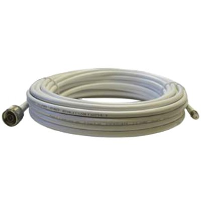 Cellphone-Mate CM240 White 40 Ft Ultra-Low-Loss Coaxial Coax Cable CM004