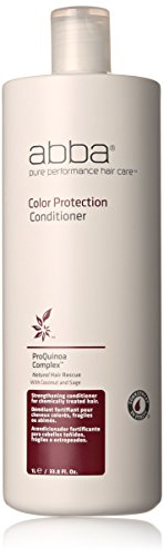 Abba Conditioners (Abba Pure Color Protect Conditioner, 33.8 Ounce)