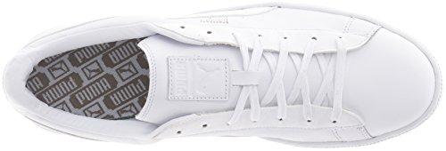 Puma Heren Mand Klassiek Dier Croc Mode Sneaker Puma Wit