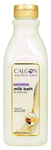 (Calgon Ageless Bath Series Nourishing Milk Bath (26-Ounce))