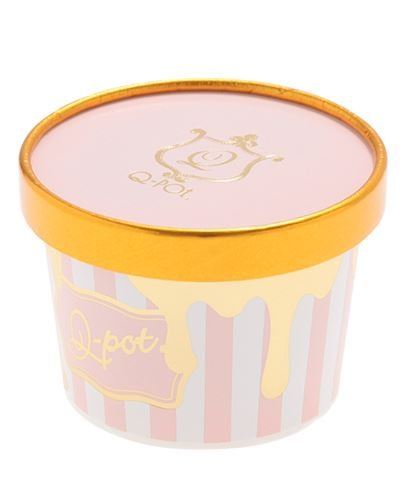 Q-pot. Melty Ice Cup Accessory Case New From Japan