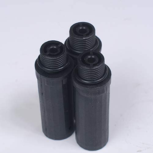 SALUTUYA 10Pcs Pump Breathing Rod Engineering Plastic for Air Compressors for Pump Breathing