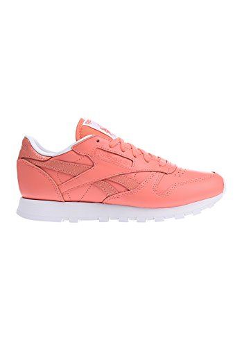 Rose II Lthr Reebok Pink Seasonal Mode Femme Baskets CL qA01nt0Z