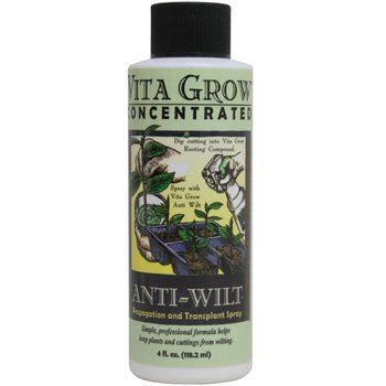 Vita Grow Anti-Wilt Concentrate, 4 oz