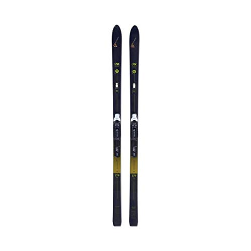 Nordic classic 2018 with binding tour step-in IFP Fischer comfort cruiser mounted cross country skis