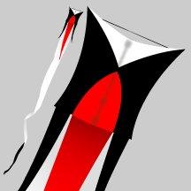 Drake Kite 52' by New Tech Kites