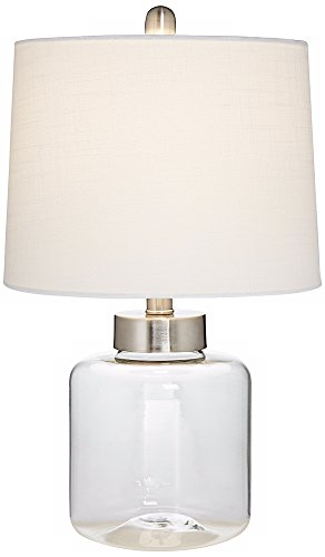 Glass Canister Small Fillable Accent Lamp by 360 Lighting (Image #3)