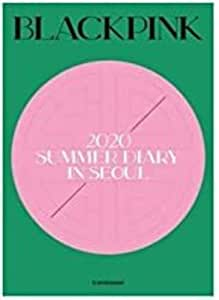 2020 Blackpink's Summer Diary In Seoul DVD (incl. 152pg Photobook,DVD, 12pc Large Photocard, 2pc Lare Polaroid, 12pc Photocard, 4 FoldedPosters, 4 Polaroid, 2pc Clear Sticker + Mask Strap)
