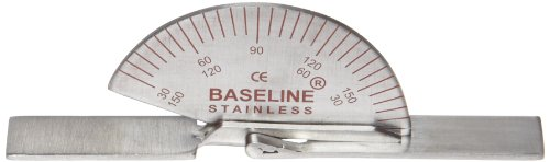 (Baseline Stainless Steel Finger Small Joint Goniometer)