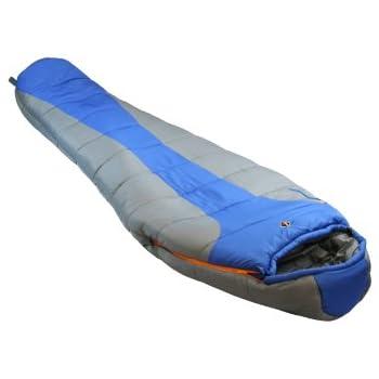 Ledge Sports FeatherLite -20 F Degree Ultra Light Design, Ultra Compact Sleeping Bag (84 X 32 X 20, Orange)