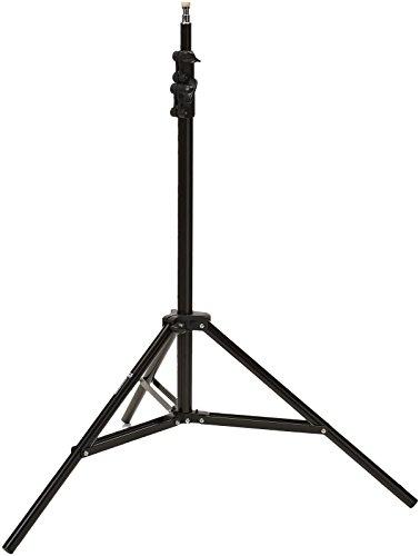 CowboyStudio 8051 Photo Basics 7.0-Foot Spring Cushied Heavy Duty Light Stand