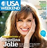 img - for USA Weekend Magazine (December 3-5, 2010 - Cover:
