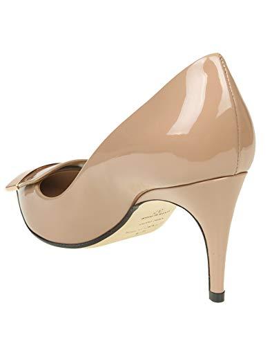 Rossi Sergio Altos Zapatos Rosa A78950mviv015755 Cuero Mujer rrYwdqBP