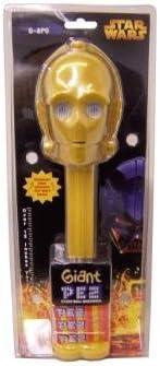 Star Wars C-3PO PEZ Candy Dispenser