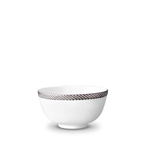 (L'objet Corde Cereal Bowl (Platinum))