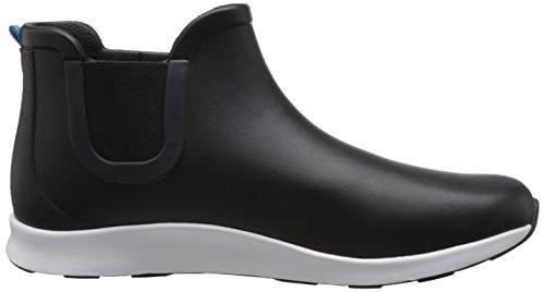 Jiffy Jiffy Black White Rubber Apollo Black Native Rain Shoe Men's Shell qUwnI8Sz