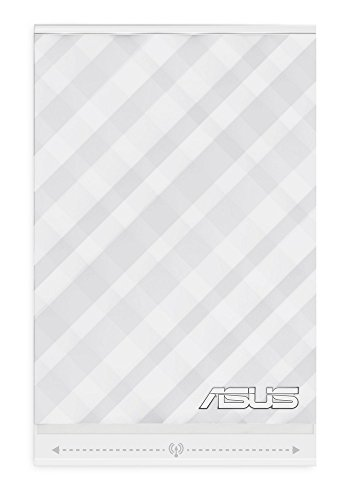 Single band Wireless LAN wall-plug Repeater,802.11 b/g/n, 300Mbps by Asus