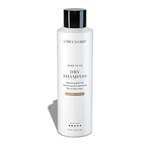 Löwengrip, Good To Go Dry, Volumizing Shampoo - Provitamin B5 & Soy Protein. Absorbs Oil. Adds shine & texture. Sweden's Fastest Growing Beauty Brand. All hair colors - 250 ml
