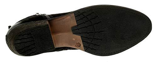 Tailles 4 Heavenly Femmes Feet Chevilles Bottines Noir Uk 8 Kamara Décontractées pSR0q1