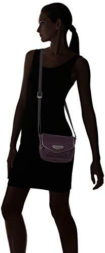 Velvet Kassandra Kipling Tracolla Viola A deep Borse Donna S wAqwaFH8