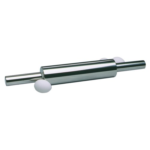 Norpro Stainless Steel Rolling Pin