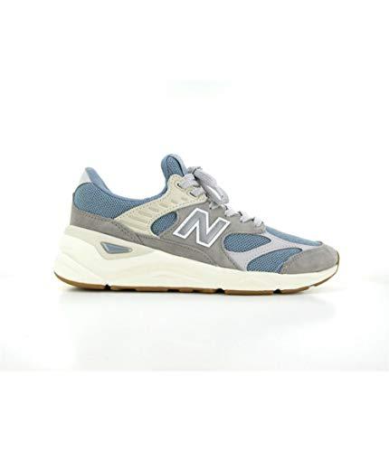 New Balance Mens X90 Grey
